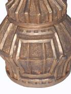 Liberte (detail), 2010 Funeral Urn Stoneware, Rub-N-Buff
