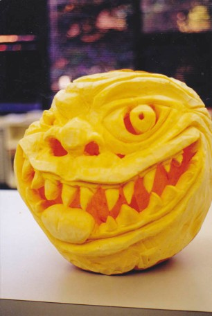 Random Pumpkin (not for the contest)